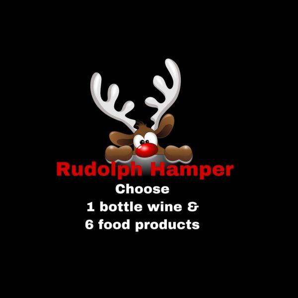 Rudolph Hamper-build your own Gift hamper-Christmas theme