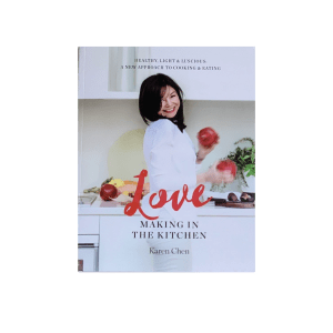 Love making in the kitchen cook book Bellarines only cook book