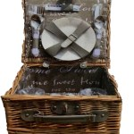 Picnic hamper basket add a special touch to your gift