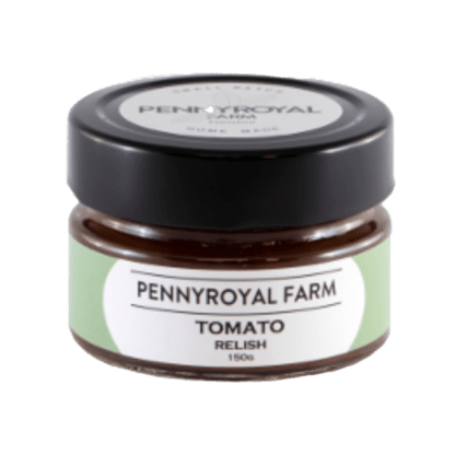 Mothers day gift hampersTomatoe Relish Pennyroyal farm geelong bellarine