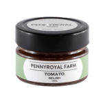 Tomato Relish Pennyroyal farm geelong bellarine