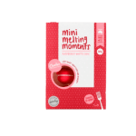 Raspberry mini melting moments