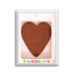 Freckleberry chcolate heart