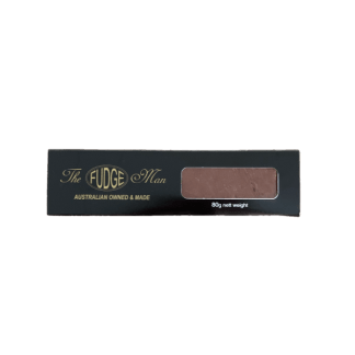 Chocolate Fudge- Fudge Man