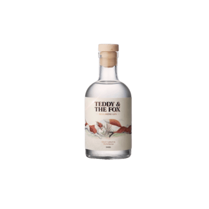 Teddy and The fox gin