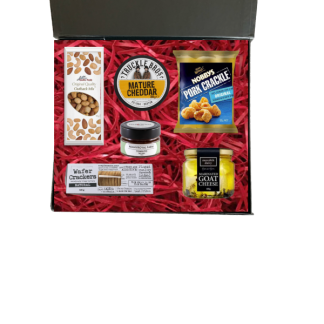 Savoury mix mini gift hamper