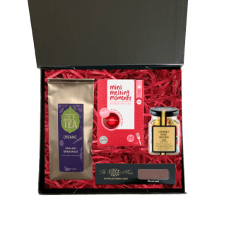 Afternoon tea mini gift hamper