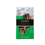 Rosemary linseed and rock salt crackers tuckers
