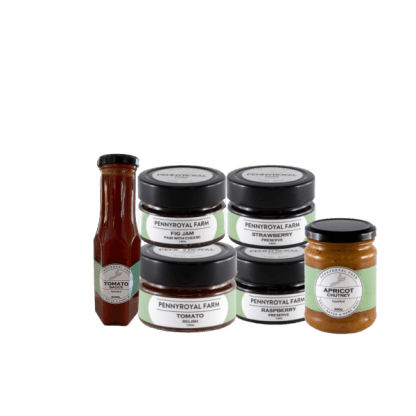 preserves,chutneys and sauces