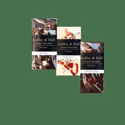 Audley fine artisan chocolates