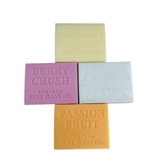 Pure plant oil natural organic soaps