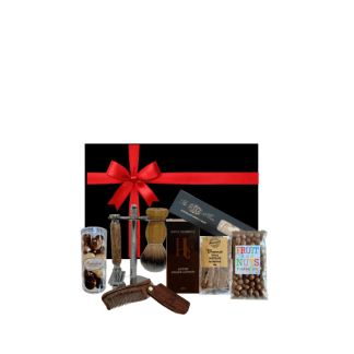 Shave and sweet Gift hamper Give a special gift that gives back to Men's Health