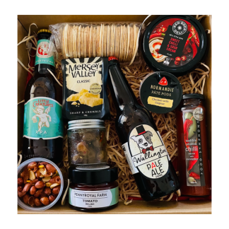 Your Shout Grazing style hamper