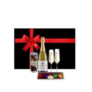 Champagne for two gift hamper