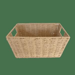 Cream Rope Basket/Gift Hampers