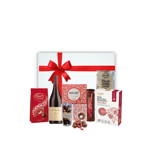 Merry and Bright Christmas gift hamper
