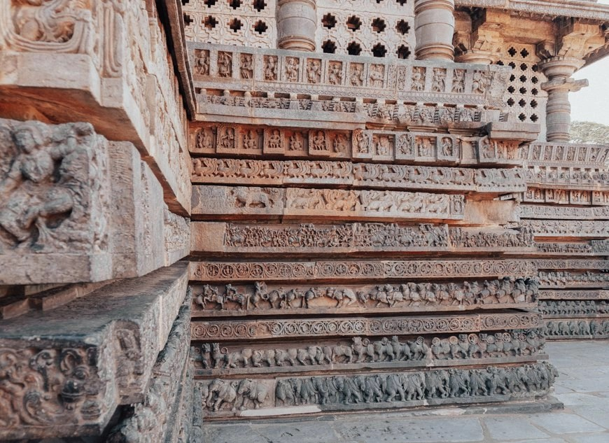 Ancient Indian Temple