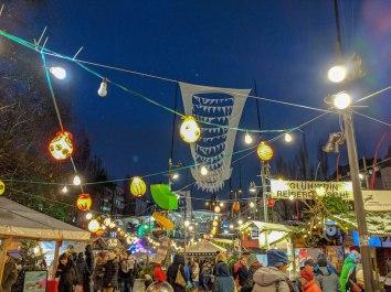 Schwabing Art Christmas Market Munich
