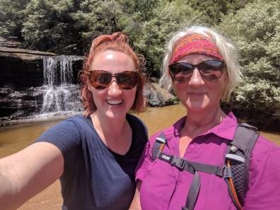 Overcliff Undercliff Blue Mountains Bushwalk Australia
