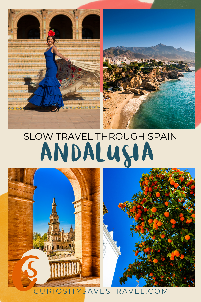 Slow Travel Through Andalusia Spain