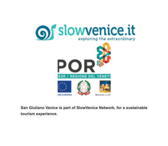 slow travel certification Venice sustainable accommodation