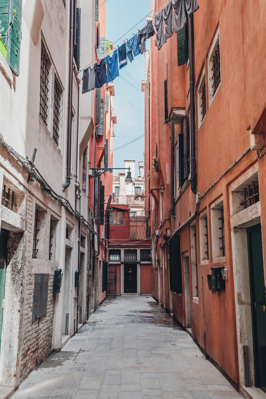 Castello neighborhood in Venice