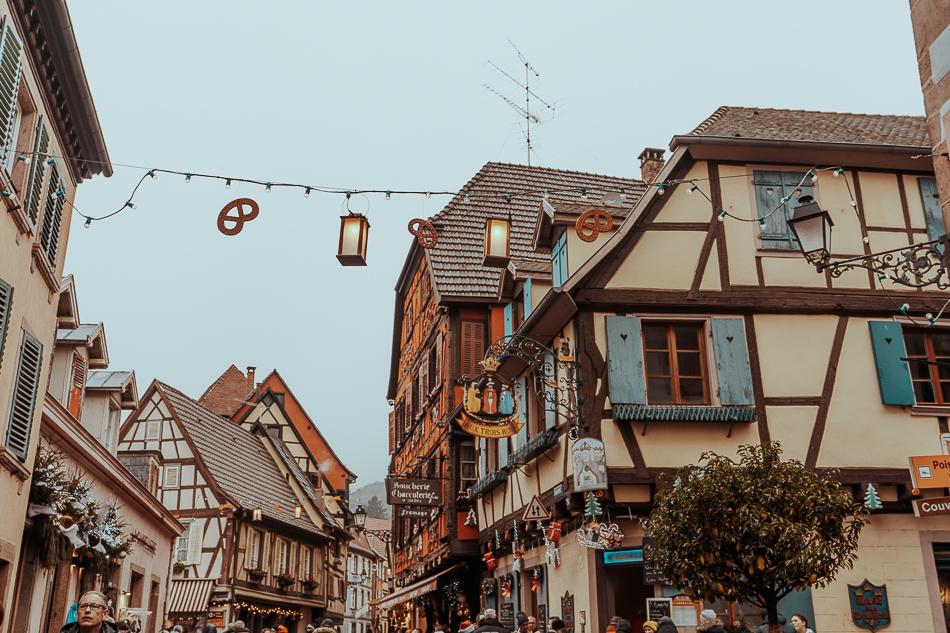 Ribeauvillé Christmas Market Alsace France