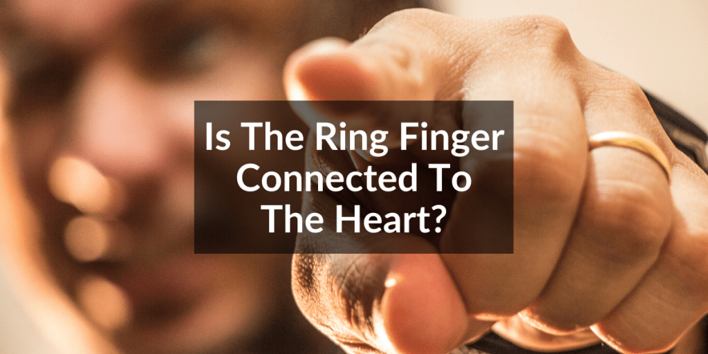 fingers with ring