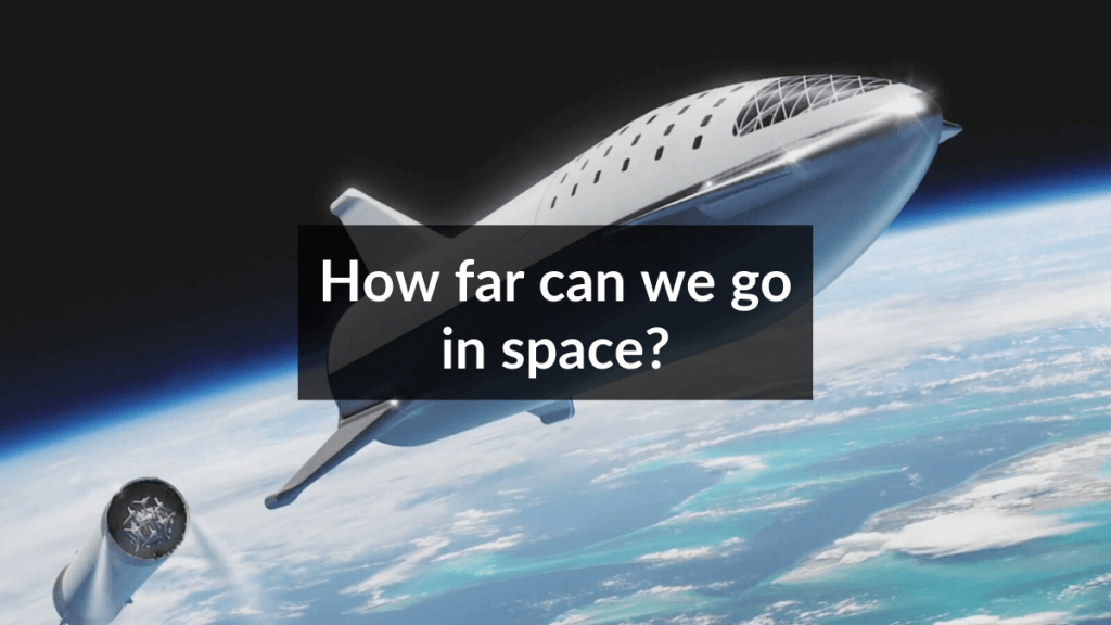 far in space