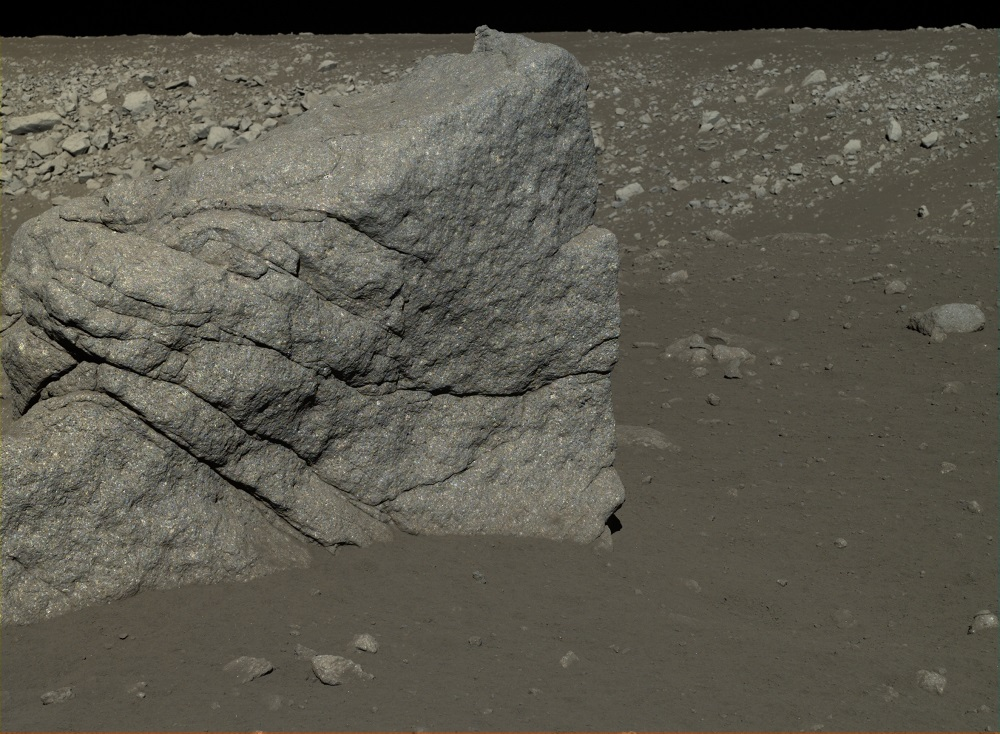 Have you ever seen a moon ruck up close? Image Credit: Chang'e 3 /CNSA/The Planetary Society