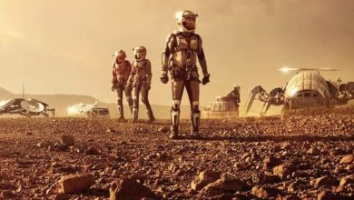"""MARS,"" a six-part miniseries premiering on National Geographic Channel. Image Credit: National Geographic."