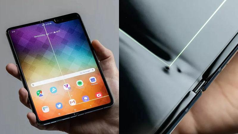 Samsung cancela lanzamiento Galaxy Fold