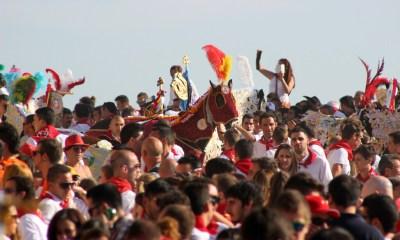 La fiesta de los «Caballos del Vino» de Caravaca de la Cruz, Patrimonio inmaterial de la Humanidad