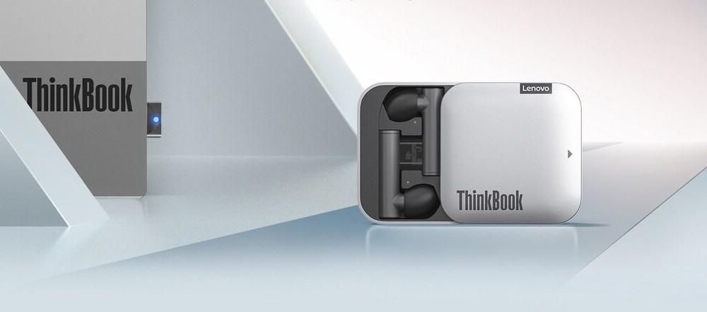Lenovo ThinkBook Pods Pro: nuevos auriculares TWS optimizados para Skype y Microsoft Teams