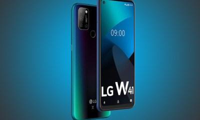 LG W41, W41+ y W41 Pro: tres gamas de entrada con cámara cuádruple, gran batería y precio ajustado