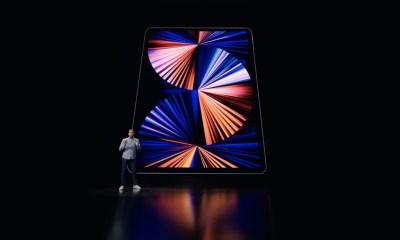 El iPad Pro se gradúa: nuevo modelo con el chip M1 de Apple