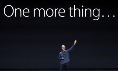 One more thing… predicciones para el evento del martes, automatizaciones y domótica