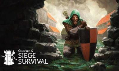 Primeras horas con Siegue Survival, o cómo sobrevivir a un asedio vikingo a base de comer cocido de rata y quemar cadáveres