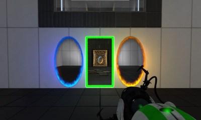 Un tercer portal para viajar en el tiempo: así es el demencial mod gratis para Portal 2 que conmemora su décimo aniversario
