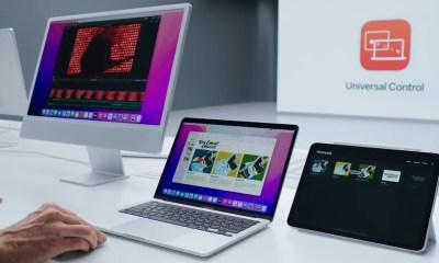 macOS Monterey: la nueva versión del sistema permitirá controlar múltiples dispositivos Apple a la vez con un mismo mouse y teclado