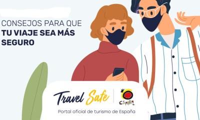 Viajar seguro en España: todo lo que podemos hacer en el portal Travel Safe desde el móvil