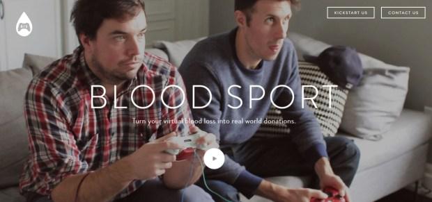 blood sport 2
