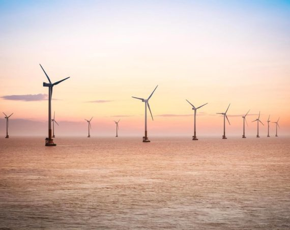 A breezy bank holiday breaks UK wind power records