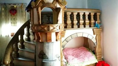 Photo of 27 Beds That You Wish You Had When You Were a Kid