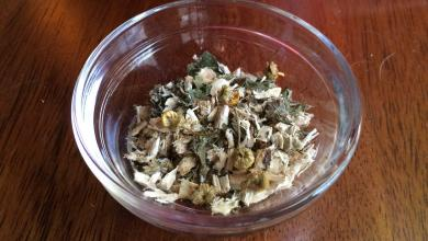Photo of Herbal Recipe: Soothing Tummy Tea