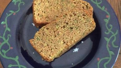 Photo of Healthier Zucchini Bread