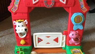 Photo of Second Hand Super Cool Toys – Laugh and Learn Barn