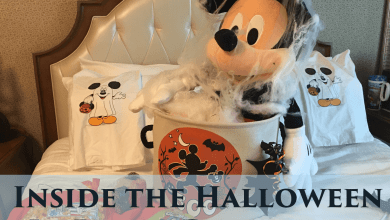 Photo of Review: Inside Disney Floral and Gifts Halloween In-Room Celebration – Is It Worth It?