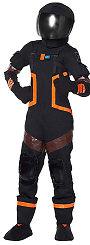 Fortnite gifts for kids - Dark voyager costume by Spirit Halloween