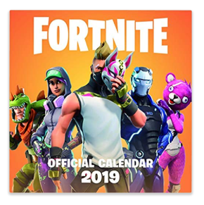Fortnite Gifts for kids - Fortnite official calendar